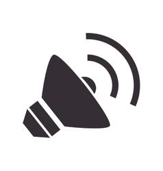 Sound speaker loud vector