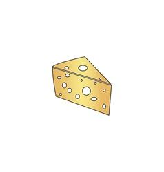 Cheese computer symbol vector