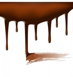 chocolate temptation vector image