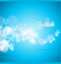 Merry christmas and happy new year on vector