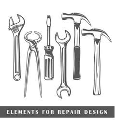 work tool vector image vector image