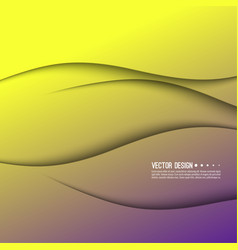 abstract creative concept vector image vector image