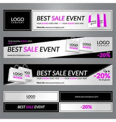 Best sale event vector