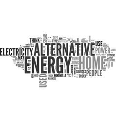 Alternative home designs atriums text word cloud vector