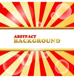 New abstract background vector image