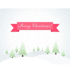 Background Christmas3 vector image vector image