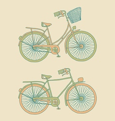 bici vector image