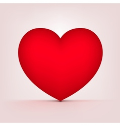 Icon heart vector