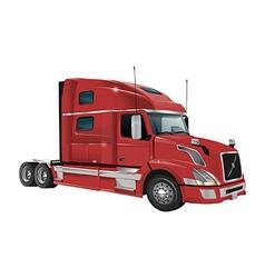 Volvo truck vector