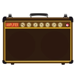 Power Amp vector image