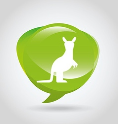 animal icon vector image vector image