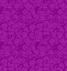 Purple seamless chaotic pattern background vector