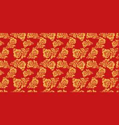 Russian national hohloma seamless pattern vector