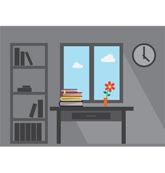 Room books vector