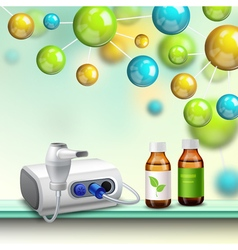Molecules health improvement composition vector
