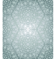 Seamless pattern with abstract ornament vector image