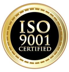 Iso 9001 vector