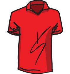 t-shirts templates vector image