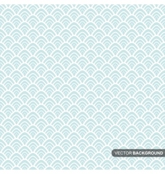 Wallpaper seamless pattern in vintage style vector
