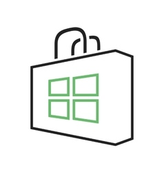 Windows store vector