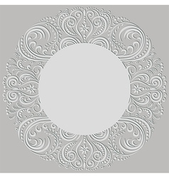 swirling pattern vector image