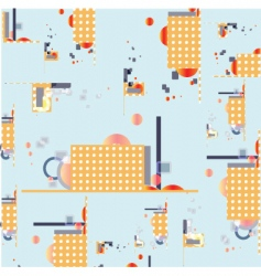 Industrial pattern vector