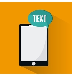 Email and sms design vector