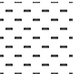 Building level pattern vector