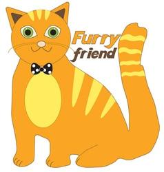 Furry friend vector