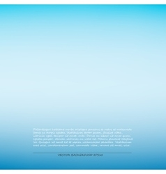 Blue smooth background vector