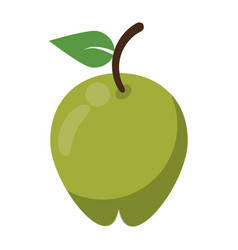 pear fruit health diet vector image vector image