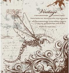 Vintage ilustration vector