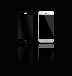 Mobile phones 380 vector