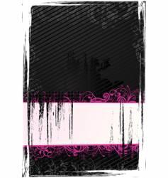 grunge wallpaper vector image