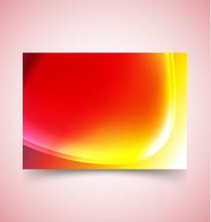 abstract waves set 6 vector image