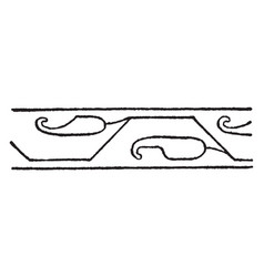 Persian design of neighboring civilizations have vector