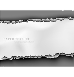 Template for the text from the paper background vector