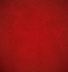 Red Cardboard vector image