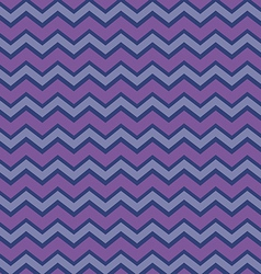 Chevron purple and blue pattern vector image vector image