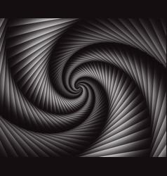 3d abstract spiral background wallpaper vector