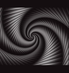 3d abstract spiral background wallpaper vector