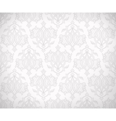 Vintage seamless lace vector