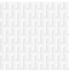 White geometric texture seamless pattern vector
