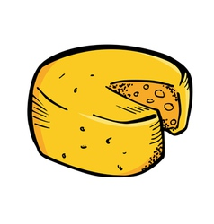 Cheese vector