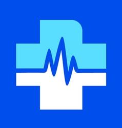 Medicine sign vector