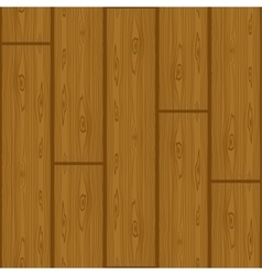 Wooden boards seamless texture vector
