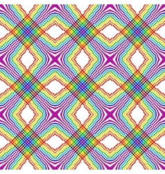 Abstract seamless diagonal line pattern vector