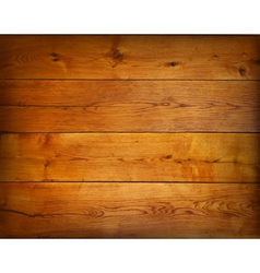 Background from oak boards vector image