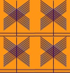 Geo pattern24 vector