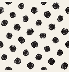 seamless freehand pattern abstract vector image